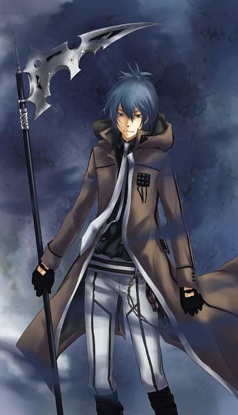 Tags: Anime, Ian (pixiv2175316), Katekyo Hitman REBORN!, Demon Spade, Pixiv, Mobile Wallpaper