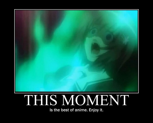 Tags: Anime, 11eyes, Minase Yuka, Screenshot, Demotivational Poster