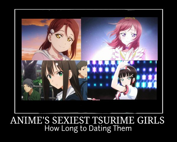 Tags: Anime, Love Live!, Love Live! Sunshine!!, THE iDOLM@STER: Cinderella Girls, Shibuya Rin, Kurosawa Dia, Sakurauchi Riko, Nishikino Maki, Music S.T.A.R.T!!, Demotivational Poster, Omoi yo Hitotsu ni Nare, Screenshot