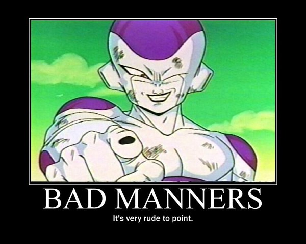 Tags: Anime, Toei Animation, DRAGON BALL, DRAGON BALL Z, Frieza, Screenshot, Demotivational Poster