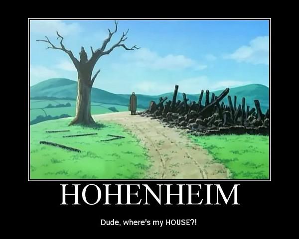 Tags: Anime, SQUARE ENIX, Fullmetal Alchemist, Van Hohenheim, Demotivational Poster