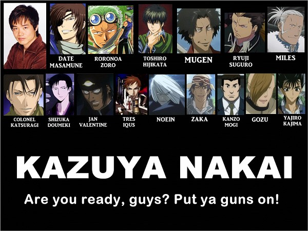 Tags: Anime, Gonzo (Studio), D.Gray-man, Tengen Toppa Gurren-Lagann, 07-ghost, Samurai Champloo, DEATH NOTE, ONE PIECE, Noein, xxxHOLiC, Fullmetal Alchemist, Ao no Exorcist, Gintama