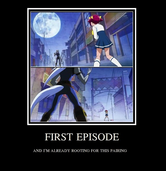 Tags: Anime, Smile Precure!, Wolfrun, Hoshizora Miyuki, Fanart From Pixiv, Demotivational Poster, Pixiv, Fanart