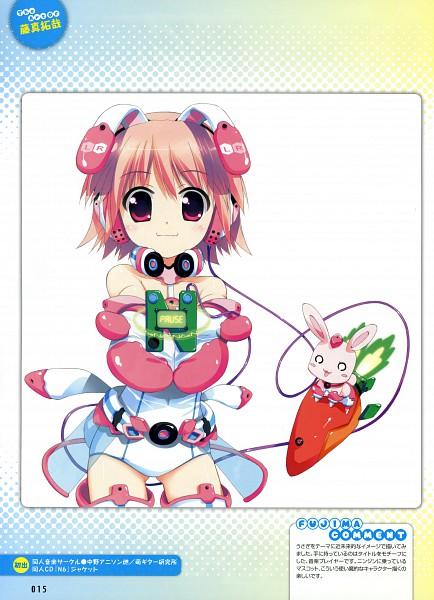 Tags: Anime, Fujima Takuya, Dengeki Moeoh 2010-10, Pixiv, Dengeki Moeoh