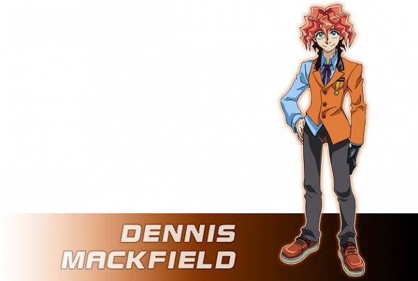 Dennis Macfield (Dennis Mackfield) - Yu-Gi-Oh! ARC-V