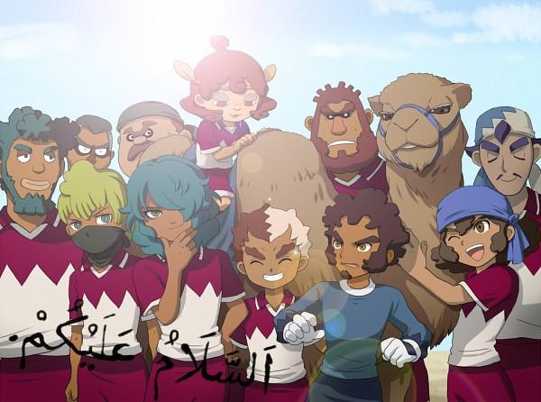 Desert Lion - Inazuma Eleven