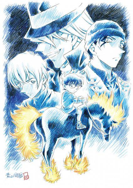 Detective Conan: The Darkest Nightmare - Meitantei Conan