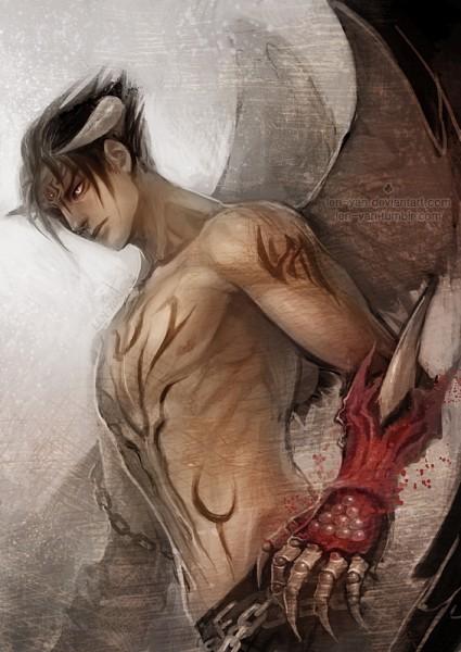 Devil Jin - Tekken