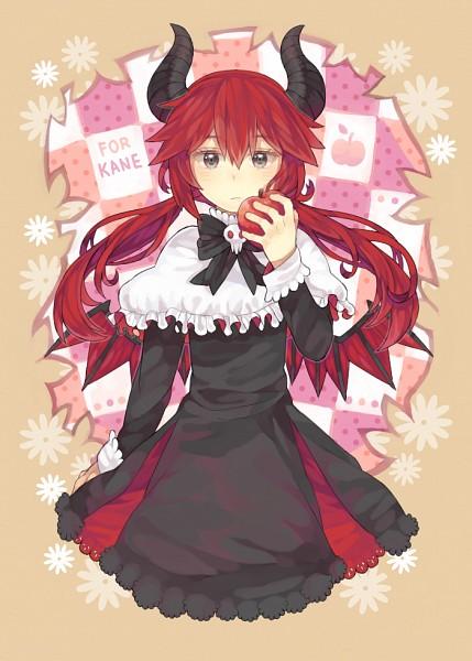 Tags: Anime, Akia-nyan, Gray Garden, Dialo, Lace Trim, No Legs, Fanart, Mobile Wallpaper, Fanart From Pixiv, PNG Conversion, Pixiv
