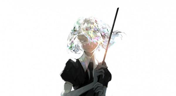 Tags: Anime, Pixiv Id 3504536, Houseki no Kuni, Diamond (Houseki no Kuni), Pixiv, Fanart, Fanart From Pixiv, PNG Conversion
