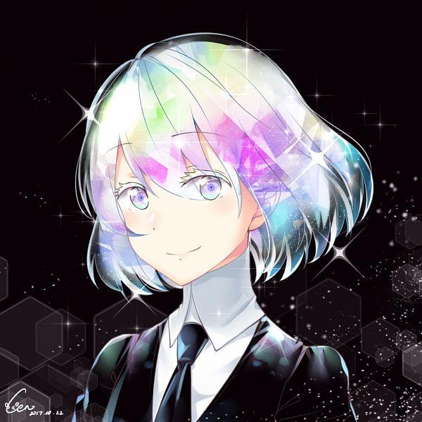 Tags: Anime, Pixiv Id 16170558, Houseki no Kuni, Diamond (Houseki no Kuni), Fanart, Fanart From Pixiv, Pixiv