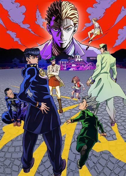 Diamond Is Unbreakable - JoJo no Kimyou na Bouken