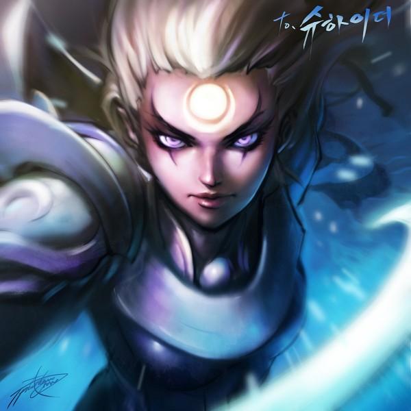 Tags: Anime, Phantom Ix Row, League of Legends, Diana (League of Legends)