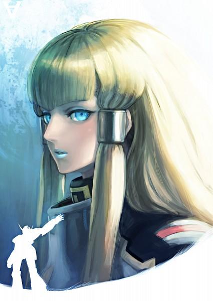 Dianna Soreil - Turn A Gundam
