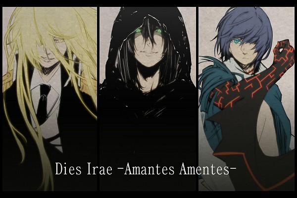 Tags: Anime, Piyopiyo, Light (Studio), Dies irae: Also Sprach Zarathustra, Mercurius, Fujii Ren, Reinhard Tristan Eugen Heydrich, Fanart, Fanart From Pixiv, Pixiv