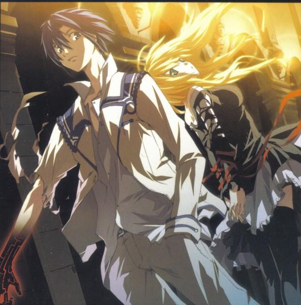 Tags: Anime, Dies irae: Also Sprach Zarathustra, Marie (Dies irae), Fujii Ren