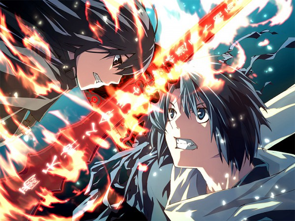Tags: Anime, Dies irae: Also Sprach Zarathustra, Sakurai Kei, Fujii Ren
