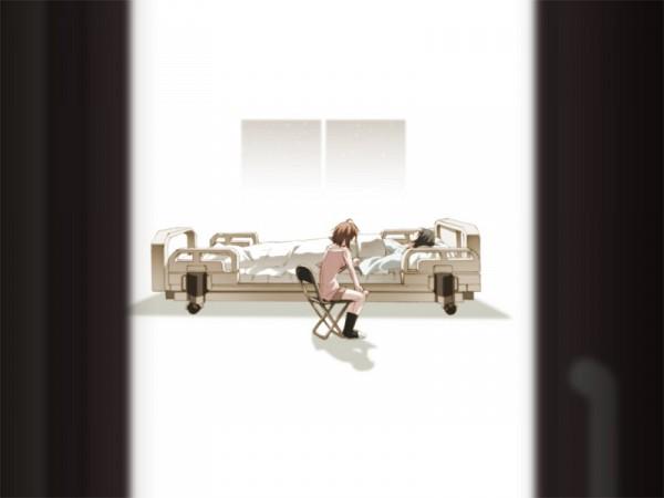 Tags: Anime, Dies irae: Also Sprach Zarathustra, Ayase Kasumi, Fujii Ren, Hospital