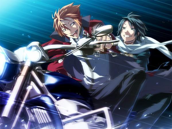 Tags: Anime, Dies irae: Also Sprach Zarathustra, Yusa Shirou, Fujii Ren