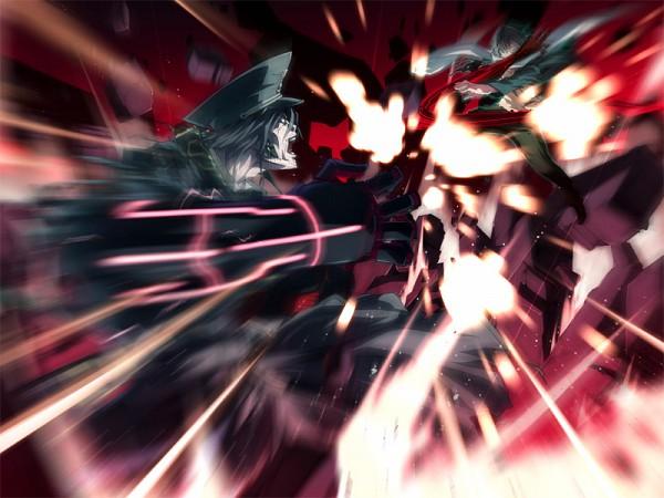 Tags: Anime, Dies irae: Also Sprach Zarathustra, Goetz von Berlichingen, Fujii Ren, CG Art