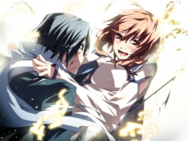 Tags: Anime, Dies irae: Also Sprach Zarathustra, Ayase Kasumi, Fujii Ren, CG Art
