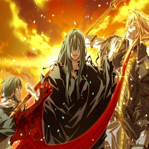 Tags: Anime, Dies irae: Also Sprach Zarathustra, Reinhard Tristan Eugen Heydrich, Mercurius, Fujii Ren