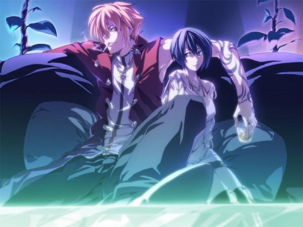 Tags: Anime, Dies irae: Also Sprach Zarathustra, Yusa Shirou, Honjou Erii