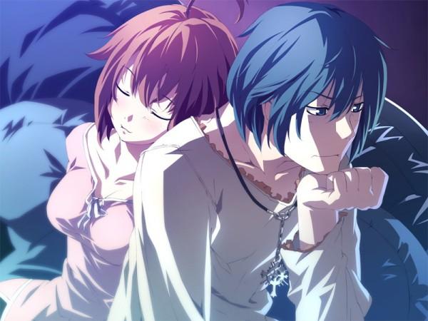 Tags: Anime, Dies irae: Also Sprach Zarathustra, Ayase Kasumi, Fujii Ren