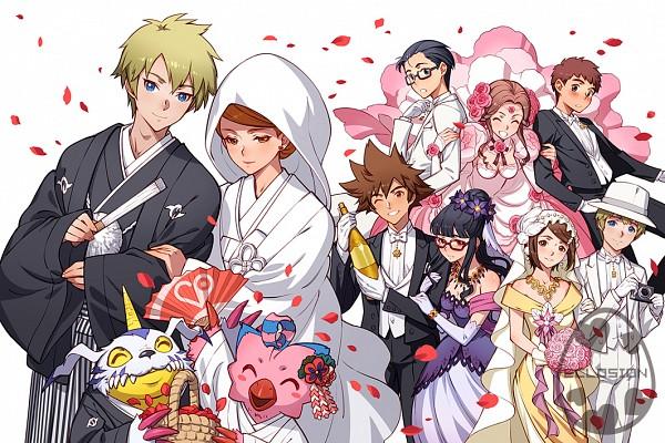 Tags: Anime, Japanese Wedding