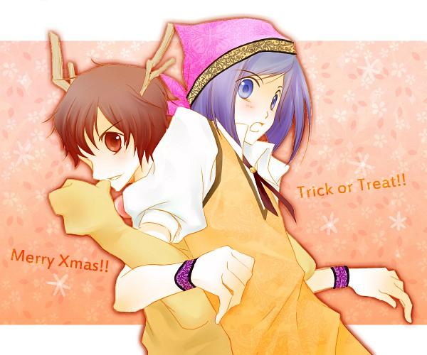 Tags: Anime, Pixiv Id 1583929, Digimon Adventure, Motomiya Daisuke, Ichijouji Ken