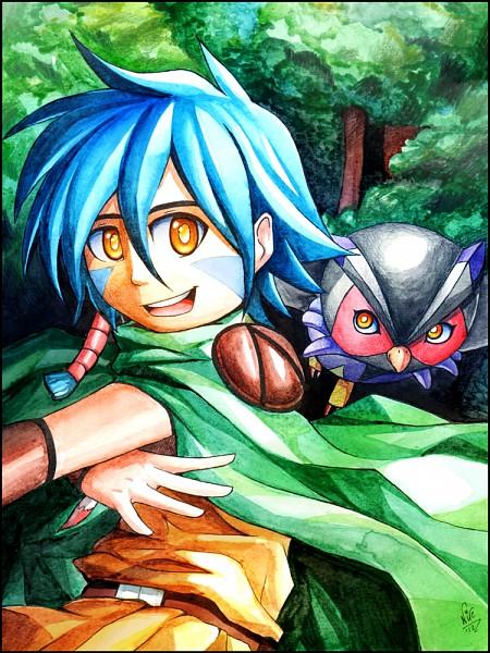 Tags: Anime, Digimon Savers, Falcomon, Noguchi Ikuto