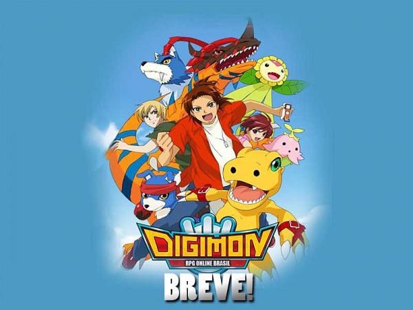 Tags: Anime, Digimon Savers, Thomas H. Norstein, Gaogamon, Gaomon, Sunflowmon, Agumon, GeoGreymon, Lalamon, Dinosaur