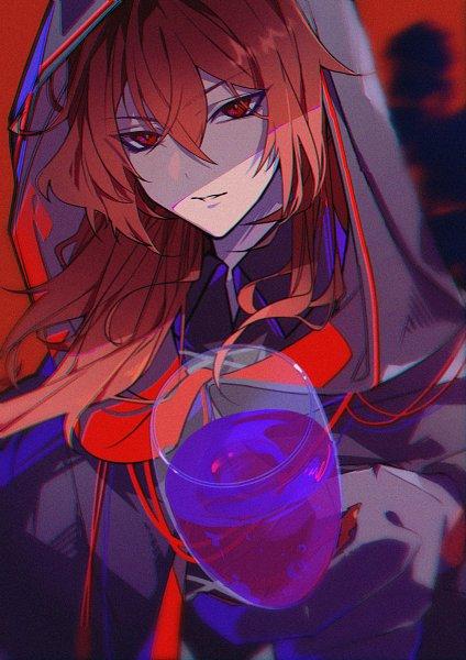 Tags: Anime, Pixiv Id 4818996, Genshin Impact, Diluc, Pixiv, Fanart, Fanart From Pixiv