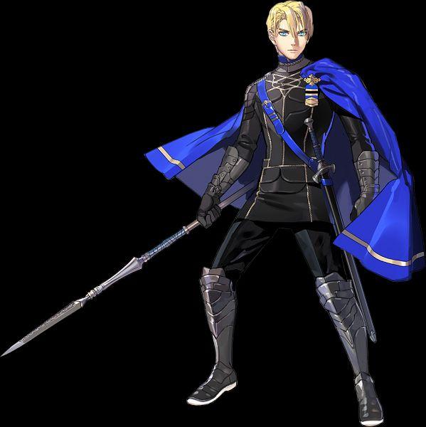 Dimitri Alexandre Bladud - Fire Emblem: Fuuka Setsugetsu