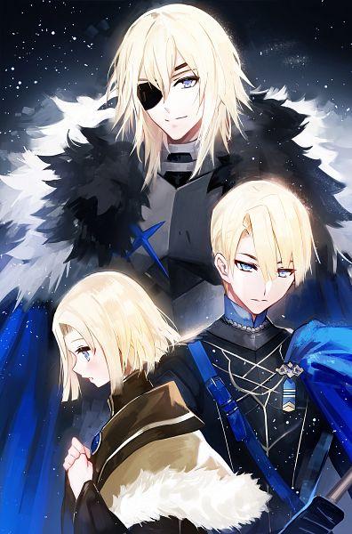 Tags: Anime, Moemoe3345, Fire Emblem: Fuuka Setsugetsu, Dimitri Alexandre Bladud