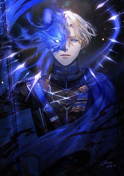 Tags: Anime, Rm-parfait, Fire Emblem: Fuuka Setsugetsu, Dimitri Alexandre Bladud