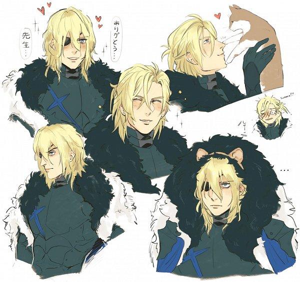 Tags: Anime, Yuujin Eri, Fire Emblem: Fuuka Setsugetsu, Dimitri Alexandre Blaiddyd, Twitter