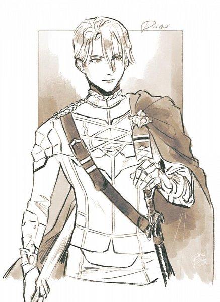 Tags: Anime, Yuujin Eri, Fire Emblem: Fuuka Setsugetsu, Dimitri Alexandre Blaiddyd
