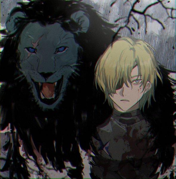 Tags: Anime, Pixiv Id 43566236, Fire Emblem: Fuuka Setsugetsu, Dimitri Alexandre Blaiddyd, Fanart From Pixiv, Pixiv, Fanart