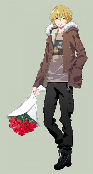 Tags: Anime, Katekyo Hitman REBORN!, Dino Cavallone, Mobile Wallpaper