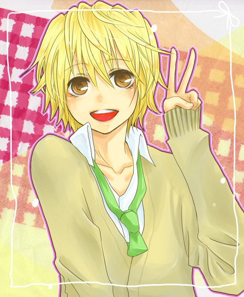 Tags: Anime, Katekyo Hitman REBORN!, Dino Cavallone