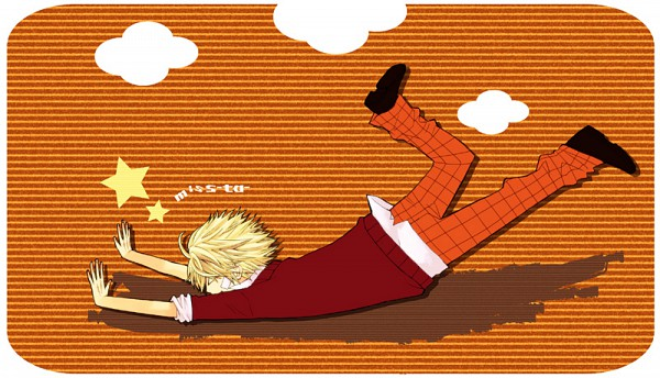 Tags: Anime, Katekyo Hitman REBORN!, Dino Cavallone, Checkered Pants
