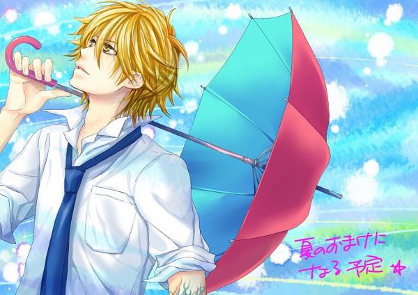 Tags: Anime, Hishigata (AICO), Katekyo Hitman REBORN!, Dino Cavallone