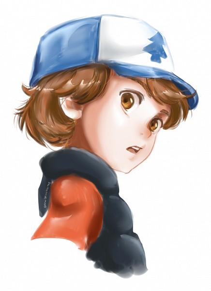 Tags: Anime, Drew Winchester, Gravity Falls, Dipper Pines, Disney, Mobile Wallpaper