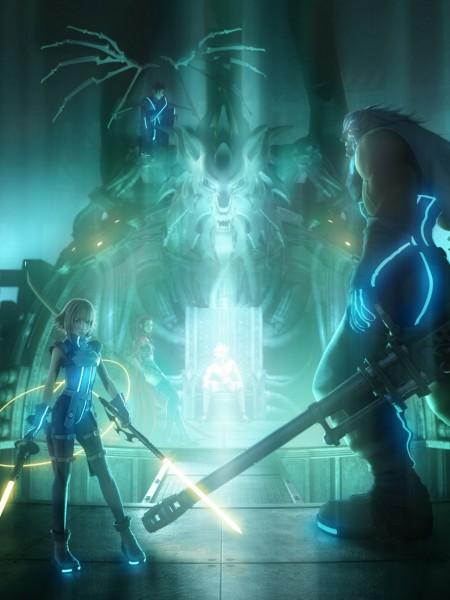 Dirge of Cerberus: Final Fantasy VII - SQUARE ENIX