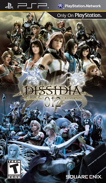 Dissidia 012: Final Fantasy - SQUARE ENIX