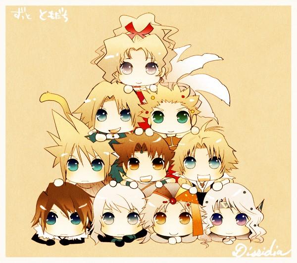 Tags: Anime, Anoringo, Final Fantasy V, Dissidia, Final Fantasy III, Final Fantasy IX, Final Fantasy X, Final Fantasy II, Final Fantasy VIII, Final Fantasy VII, Final Fantasy IV, Final Fantasy I, Final Fantasy VI