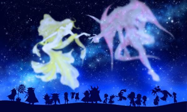Tags: Anime, SQUARE ENIX, Final Fantasy X, Final Fantasy IV, Final Fantasy III, Final Fantasy VII, Final Fantasy VI, Dissidia, Final Fantasy II, Final Fantasy IX, Final Fantasy VIII, Final Fantasy V, Onion Knight