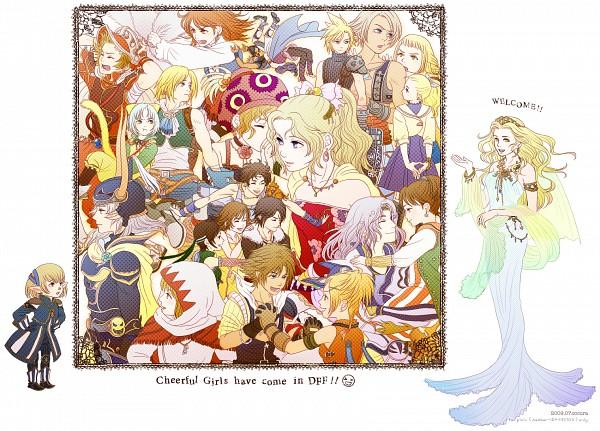 Tags: Anime, Cokura, Final Fantasy X, Final Fantasy V, Final Fantasy XII, Final Fantasy IV, Final Fantasy VII, Final Fantasy VIII, Final Fantasy III, Final Fantasy VI, Final Fantasy XI, Dissidia, Final Fantasy II
