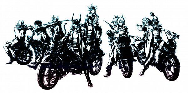 Tags: Anime, Pixiv Id 379072, Final Fantasy III, Final Fantasy IX, Final Fantasy X, Final Fantasy VIII, Final Fantasy VII, Final Fantasy IV, Final Fantasy II, Final Fantasy VI, Final Fantasy I, Final Fantasy V, Dissidia